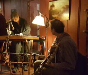 Bonner McAllister and Joe Baker, Mountain Laurel