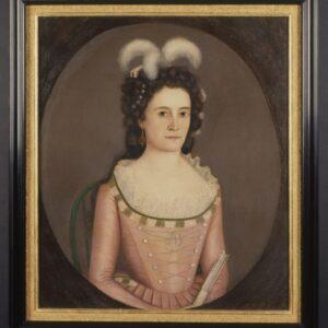 Portrait of Mary Gray Bidwell