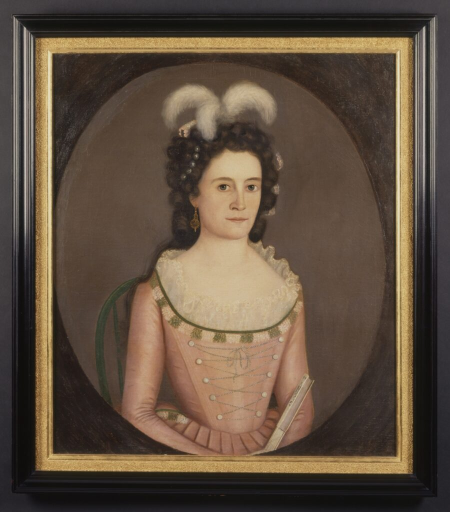 Portrait of Mary Gray Bidwell